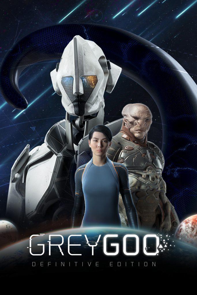 Grey Goo Game Poster