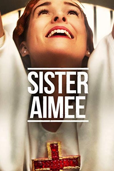 Sister Aimee Move Poster